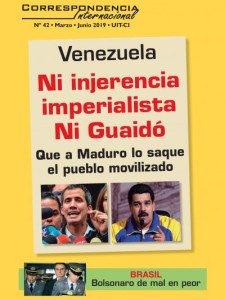 Correspondencia Internacional Nº 42 - La Revista de la Unidad Internacional de los Trabajadores (Cuarta Internacional)