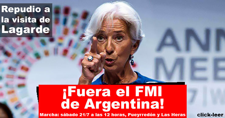 20180716 Repudio a Lagarde banner