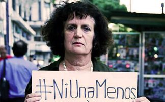 laura marrone niunamenos