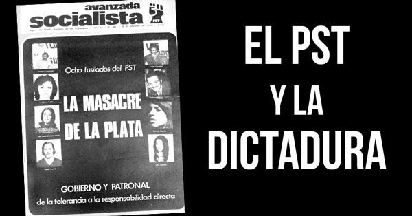 el pst y la dictadura