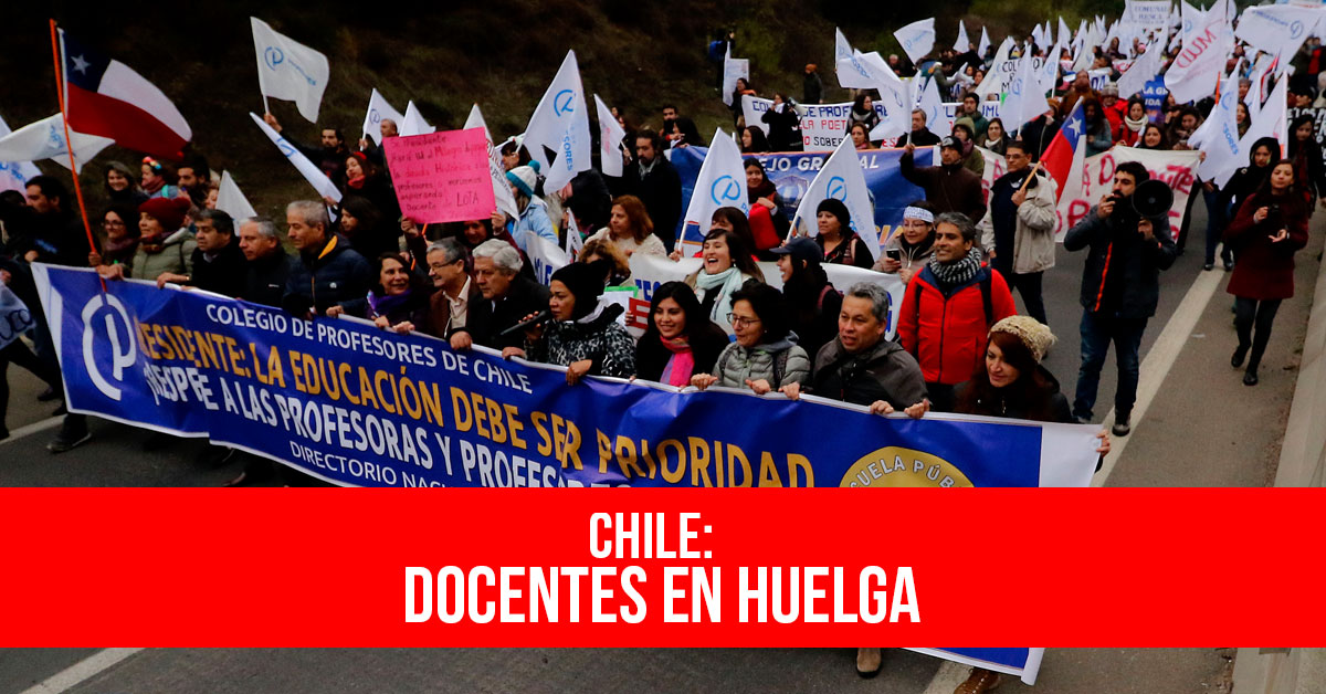 chile docentes