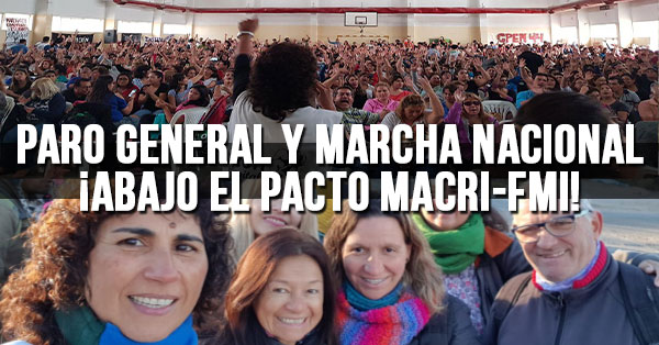 20180523 Marcha Docentes Angelica