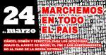 24M Marchemos en todo el pais