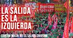 Contra Macri no es salida Cristina: La salida es la izquierda