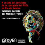 Justicia por Marielle Franco