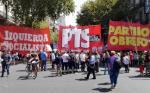 Conferencia de prensa: El Frente de Izquierda presenta sus candidatos