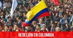 Rebelión en Colombia
