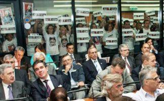 """Sobrero: """"La justicia nos dió la razón, la corrupción mata y por eso fueron condenados"""""""