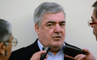 Das Neves impulsa la represión