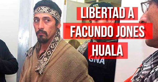 Libertad Jones Huala