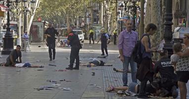 barcelona, atentado, ramblas, camioneta, victimas, muertos, terrorismo, rajoy, colau