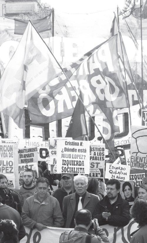 Desde Chile convocan al MST de Argentina a votar al FIT