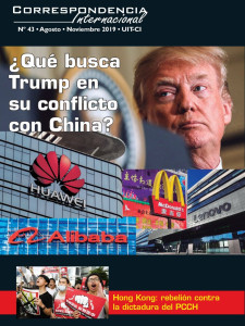 Correspondencia Internacional Nº 43 - La Revista de la Unidad Internacional de los Trabajadores (Cuarta Internacional)
