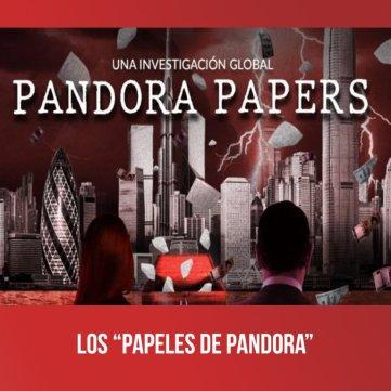 """Los """"papeles de Pandora"""""""