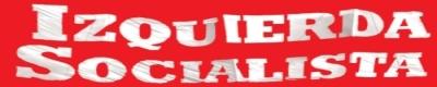 banner de Izquierda Socialista