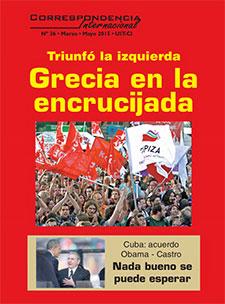 Correspondencia Internacional N°36 - La Revista de la Unindad Internacional de los Trabajadores (Cuarta Internacional)