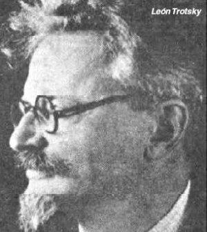 imagenes de trotsky