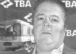 Claudio Cirigliano, dueño de TBA