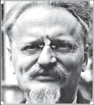 El virus de la fé Trotsky