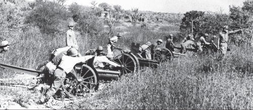 la Guerra es la Paz la Guerra Finalizó en 1935
